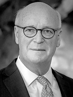 Volker Schütte - Stellvertretender Vorsitzender, Schatzmeister des Afrika-Verein der deutschen Wirtschaft e.V.