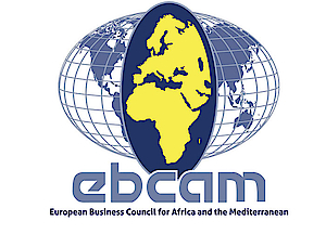 "Der Afrika-Verein ist Gründungsmitglied des ""European Business Council for Africa and the Mediterranean"" (EBCAM)"